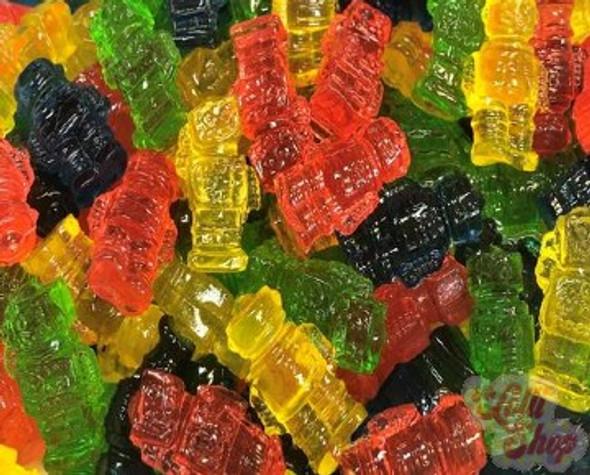 Amos 4D Gummy Robots