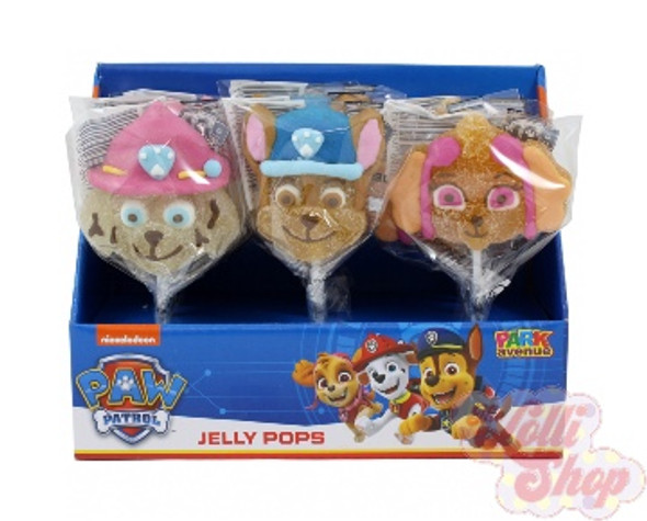 Paw Patrol Jelly Pop 23g