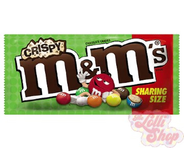 M&M's Crispy King Size 80g