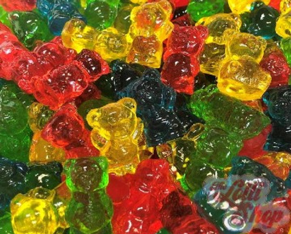 Amos 4D Gummy Bears