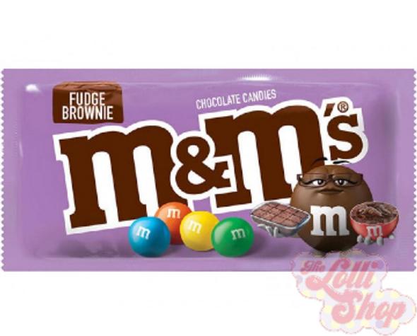 M&M's Fudge Brownie 40g