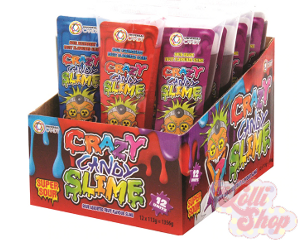 Crazy Candy Slime 113g