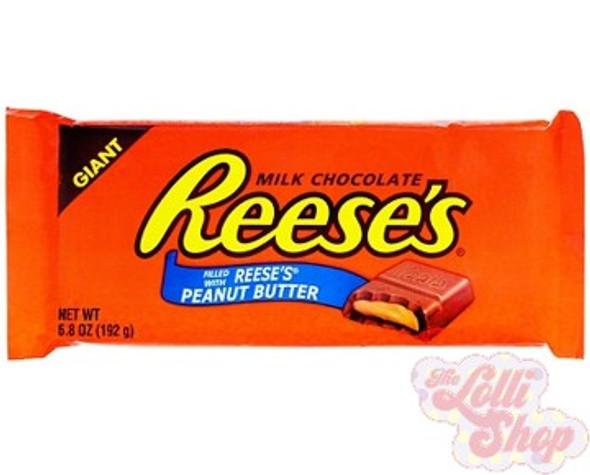 Giant Reese's Peanut Butter Bar 192g
