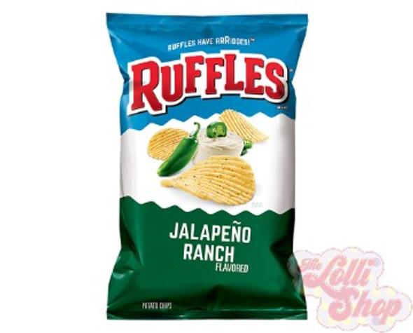 Ruffles Jalapeno Ranch 184g