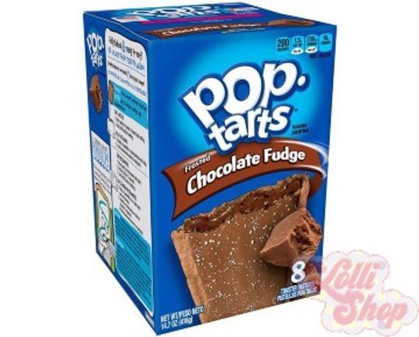 Pop Tarts Chocolate Fudge 384g - Box of 8