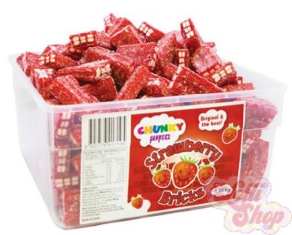 Chunky Funkeez Strawberry Bricks
