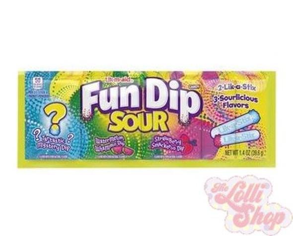 Fun Dip Sour 39g