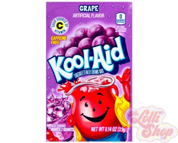 Kool-Aid Grape 4.5g