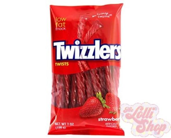 Twizzlers Strawberry Twists 198g