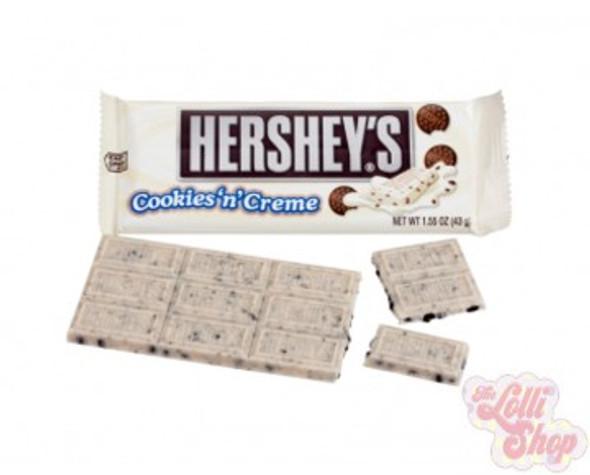 Hershey's Cookies n Creme Bar 43g