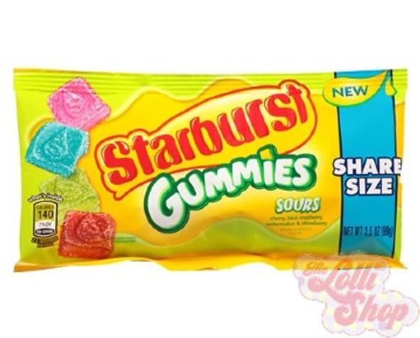 Starburst Gummies Sour 99g