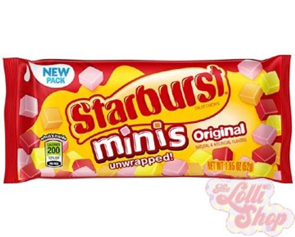 Starburst Original Minis 52g