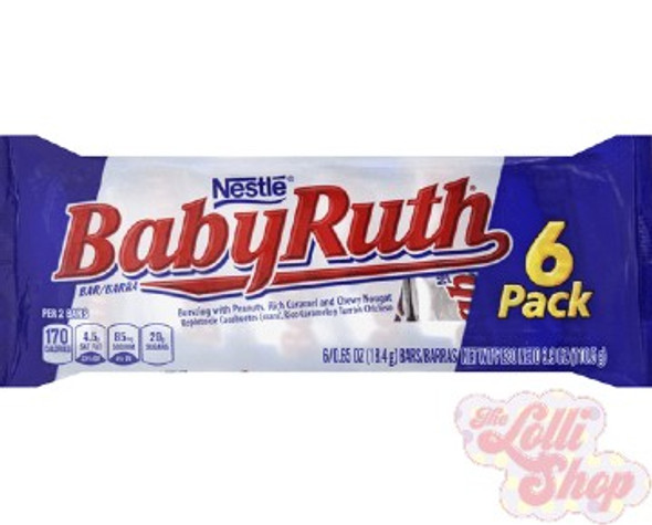 Baby Ruth 6 pack 110g