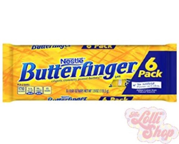 Butterfinger 6 pack 110g