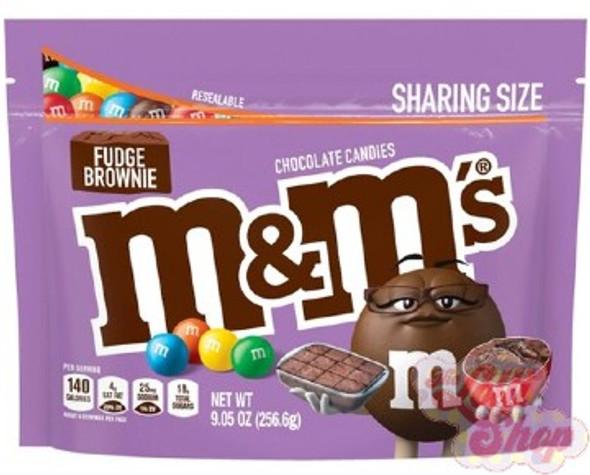 M&M's Fudge Brownie 272g