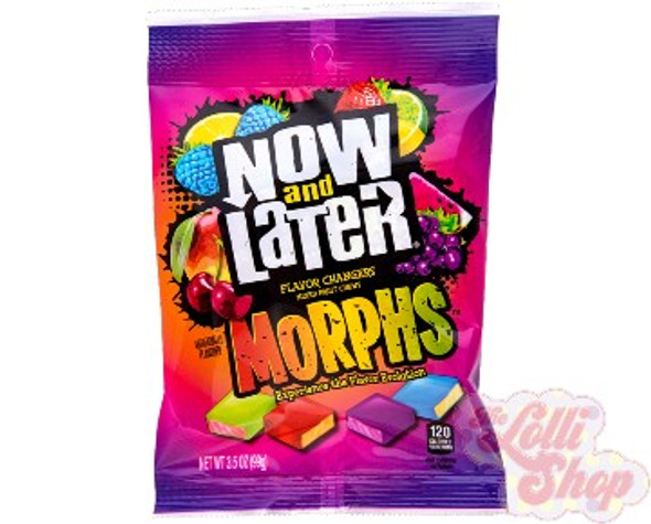 Now & Later Morphs 11g