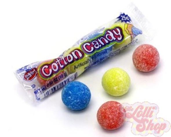 Dubble Bubble Cotton Candy Tube 18g