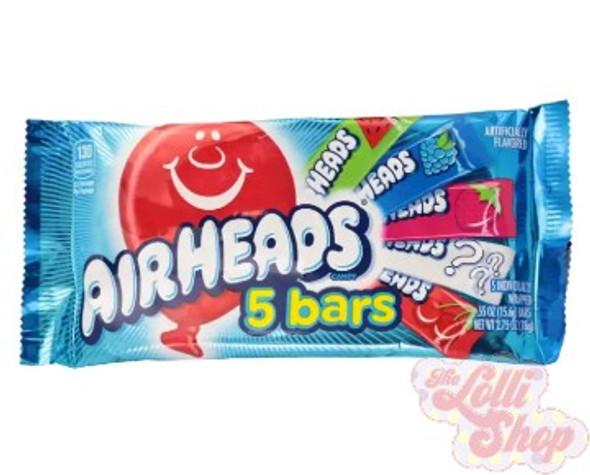 Airheads 5 Bars 78g