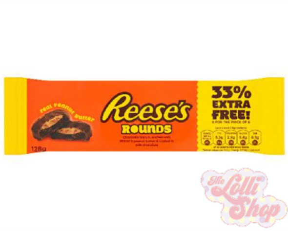 Reese's Rounds 128g