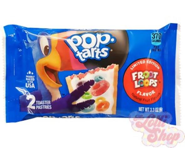 Pop Tarts Froot Loops 2 Pack 96g