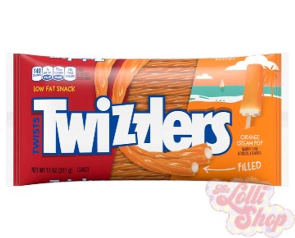 Twizzlers Orange Cream Pop 311g
