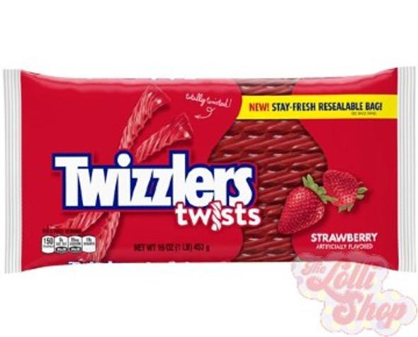 Twizzlers Strawberry Twists 453g