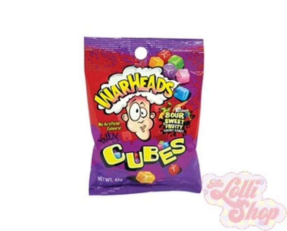 Warheads Cubes 45g