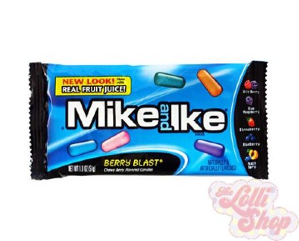 Mike & Ike Berry Blast 51g