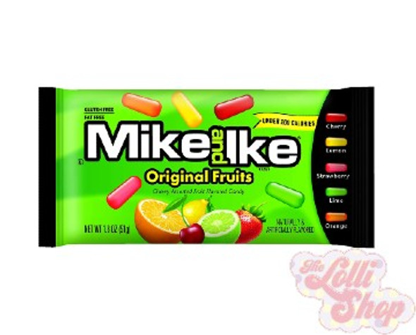 Mike & Ike Original Fruits 51g