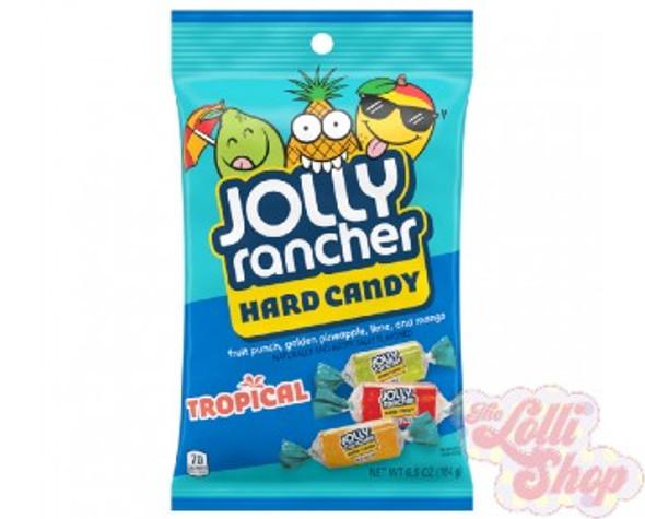 Jolly Rancher Hard Candy Tropical 184g