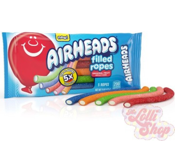 Airheads Filled Ropes 57g