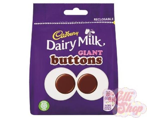 Cadbury Giant Chocolate Buttons 95g