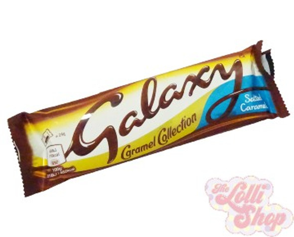 Galaxy Salted Caramel Bar 48g
