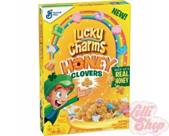 Lucky Charms Honey Clovers 309g