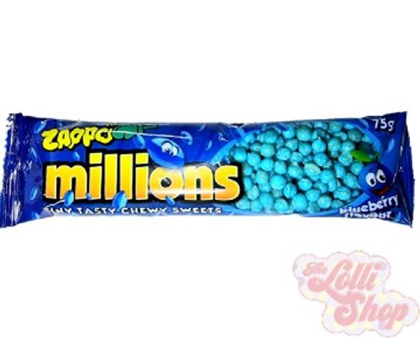 Zappo Millions Blueberry 75g