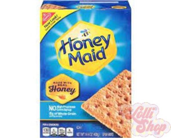 Honey Maid Graham Crackers 408g