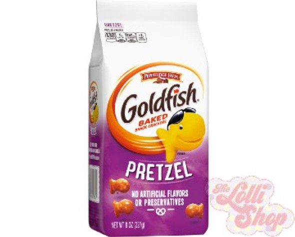 Goldfish Pretzel Crackers 227g