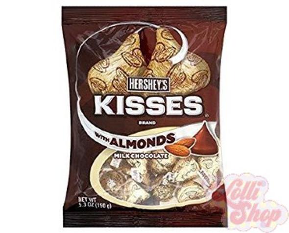 Hershey's Kisses Milk Choc with Almond 150g