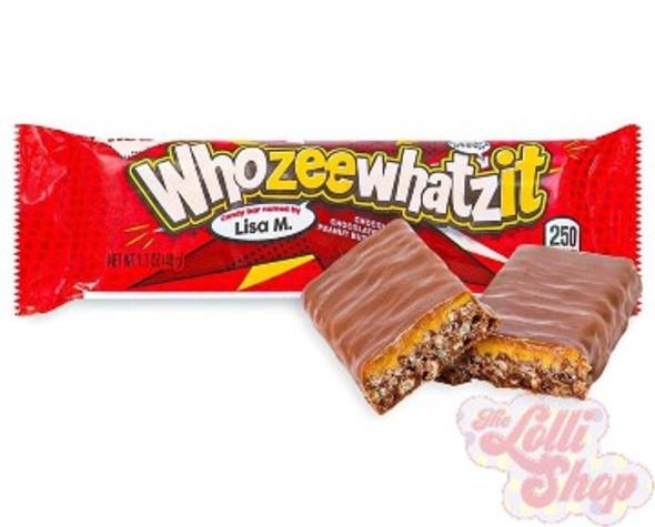 Hershey's Whozeewhatzit