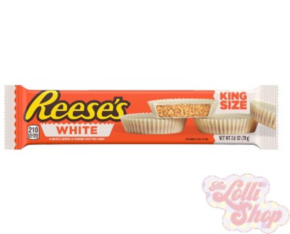 Reese's Peanut Butter White Cups 79g