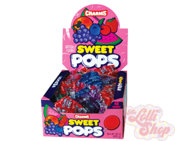 Charms Sweet Pops