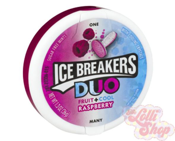 Ice Breakers Duo Raspberry 36g