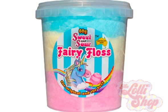 Sweet and Sour - Fairy Floss Unicorn 60g