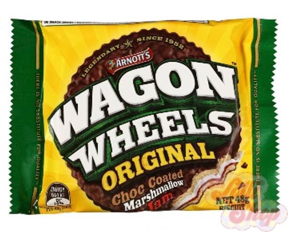 Wagon Wheels 48g