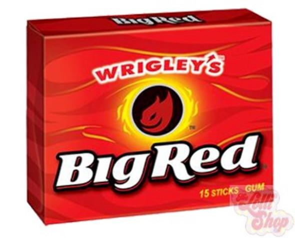Big Red Gum 15 Sticks