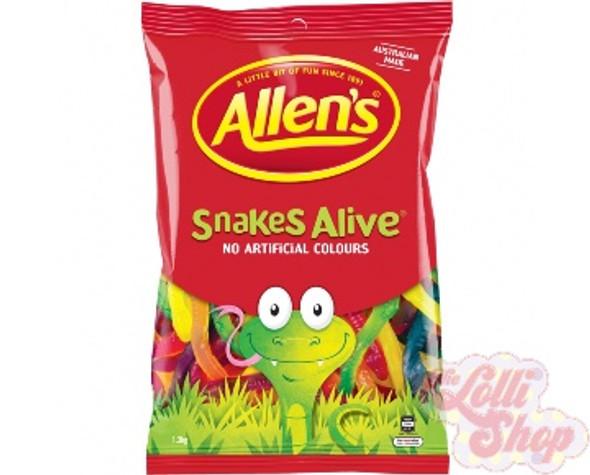 Allen's Snakes Alive