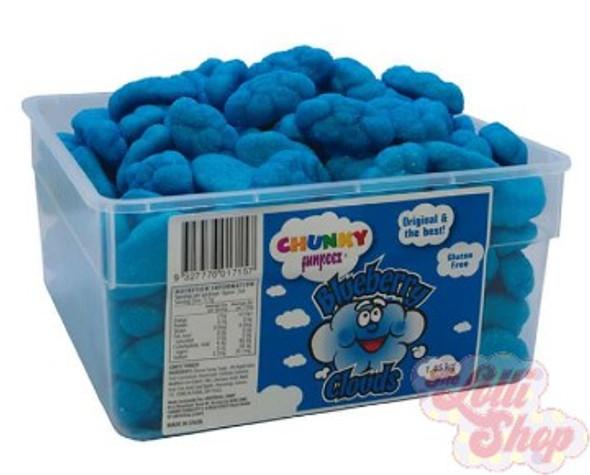 Chunky Funkeez Blueberry Clouds