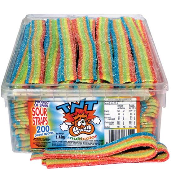 TNT Sour Strap Multi Colour