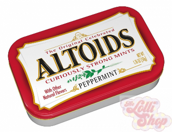 Altoids Peppermint 50g