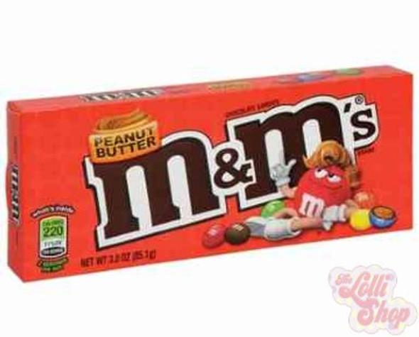 M&M's Peanut Butter Video Box 85g